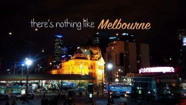 Cover Melihat Melbourne CBD