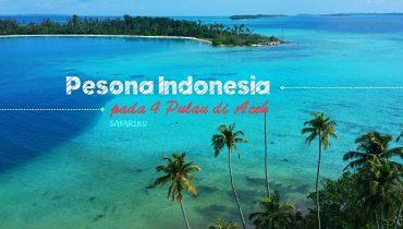 Cover Safariku Pesona Indonesia di Aceh